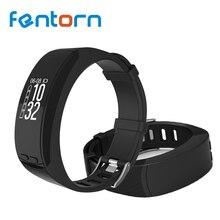Fentorn P5 Bluetooth Smart Band GPS отслеживать движения смарт-браслет сердечного ритма умный Браслет Фитнес трекер Браслет наручные часы