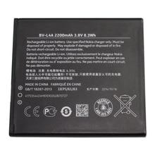 Original High Capacity BV-L4A Phone battery for Nokia RM-984 RM-985 Lumia 830 2200mAh комплект из боди для la redoute новорожденных мес года рожденные раньше срока 45 см разноцветный