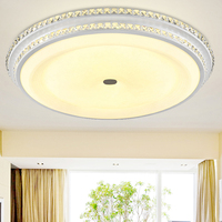 Modern Surface Mounted Ceiling Lights For Living Room Bedroom Lighting Acrylic Light Plafonnier Lamparas Techo Crystal