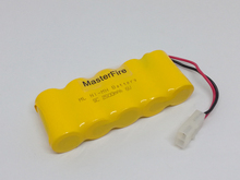 MasterFire 5PACK/LOT Brand New SC 6V 2500mAh Ni-Mh Battery Rechargeable NiMH Batteries Pack for RC Car Free Shipping
