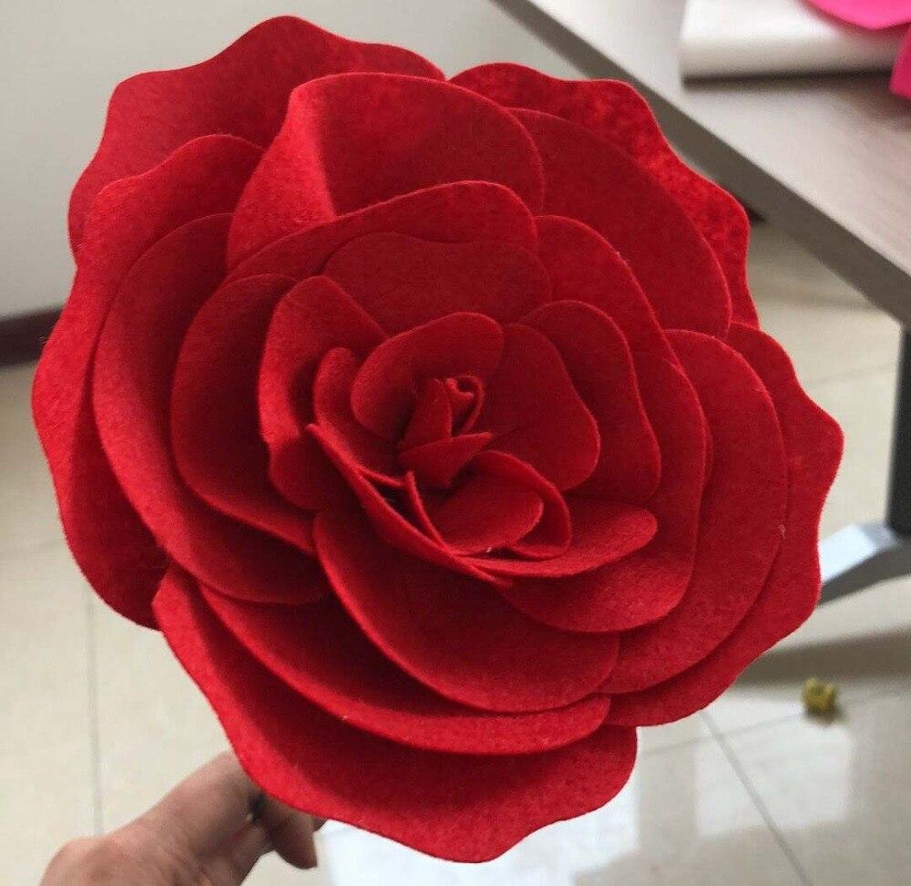 3D fleur SMR FL0008 en bois en acier règle die avec coque arrière 120mm de diamètre-in Matrices à découper from Maison & Animalerie    1