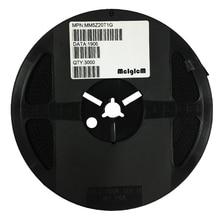 MCIGICM MM5Z20VT1G Zener Diode 20V 500mW Surface Mount SOD-523 MM5Z20V