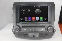8 Android 4.4.4 для Mitsubishi Outlander 2006 2012 автомобильный DVD, навигация GPS, 3G, wifi, BT, OBD2, радио, 1 ГБ, Cortex A9, русский, английский