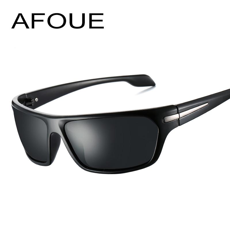 AFOUE Brand Classic Sunglasses Men Polarized Glasses Driving Luxury Metal accessories Pilot Sun Glasses for Men Oculos Gafas