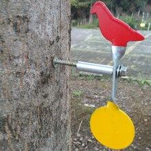 Spiral Plinking Target Cock, Wildschwein, Ziege, Taube Geeignet für .177 & .22 Bleipartikelgewehre, Schleudern, Paintball Shots