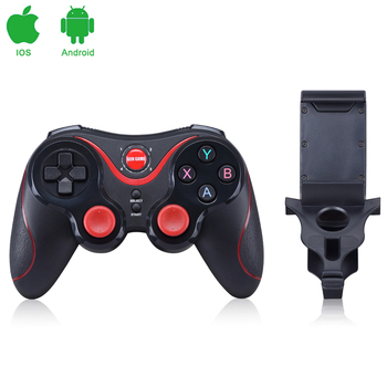 Wireless Bluetooth S5 Gamepad VR Remote Controller Mini Game Gaming Joystick For IPhone IOS Xiaomi Android VR Box