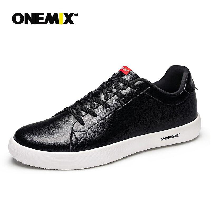 ONEMIX Light Sport Boarding Sneaker Women Outdoor Summer Couple Walking Athletic Shoes Breathable Black Men s