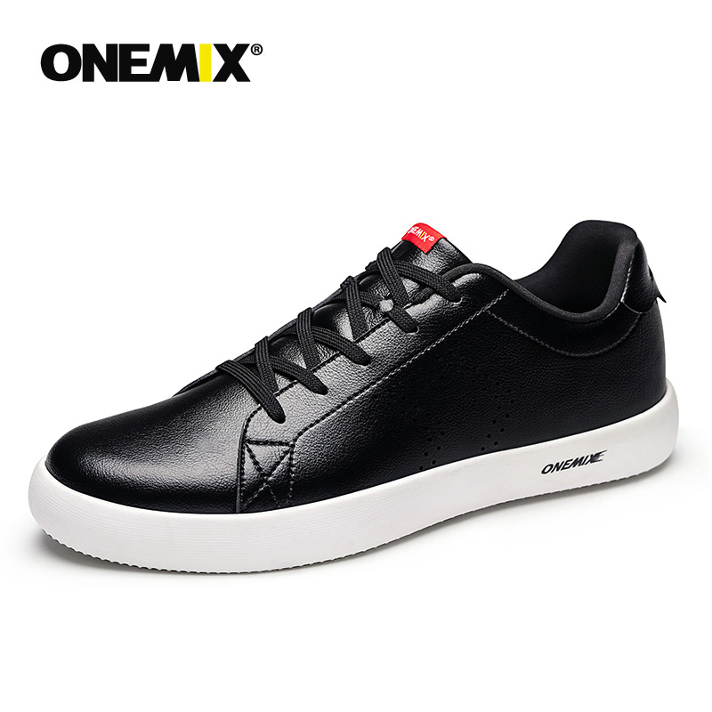 ONEMIX Sport léger embarquement Sneaker femmes en plein air été Couple marche chaussures d'athlétisme respirant noir hommes chaussures de course vente