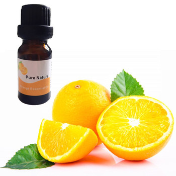1Pcs Organic Orange Fragrance Aromatherapy Essential Oil For Diffuser Massage Oil Cure Sore Throat Star Essential Oil