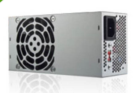 ФОТО Solid Gear 300W TFX/Flex ATX PSU w/ 80mm Fan (SDGR-TFX300)