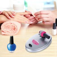 Electric Nail Polish Shaker Machine Nail Gel Polish Manicure Paint Mixer Liquid Bottle Shaking Device For Anti Caking Blocking