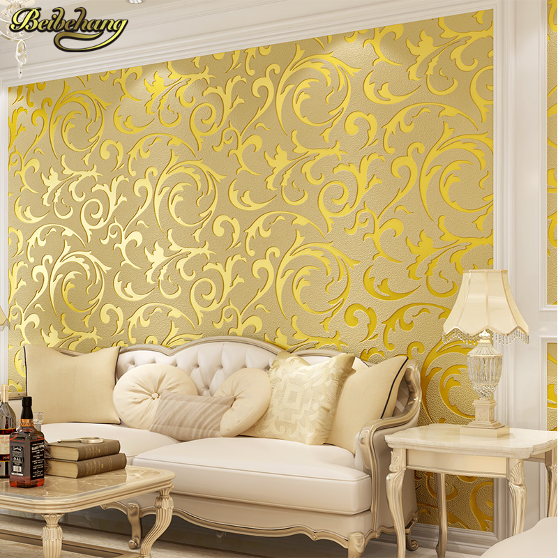 beibehang papel de parede 3D European deer skin wallpaper for Living Room bedroom mural wall papers home decor contact-paper beibehang embossed damascus papel de parede 3d wallpaper for walls 3 d wall paper for living room mural home decor wall covering