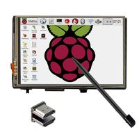 3 5 LCD HDMI Touch Screen 1920x1080 LCD Display Audio For Raspberry Pi 3 Pi 2