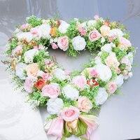 JLY свадебный автомобиль бутон розы цветок украшения представление вечерние юбилейные встречи и фестиваль DIY украшения