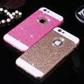 URMWING Марка роскошный чехол для Apple iphone 5 5s розовая акриловая крышка пк для iphone SE мобильные телефоны, аксессуары