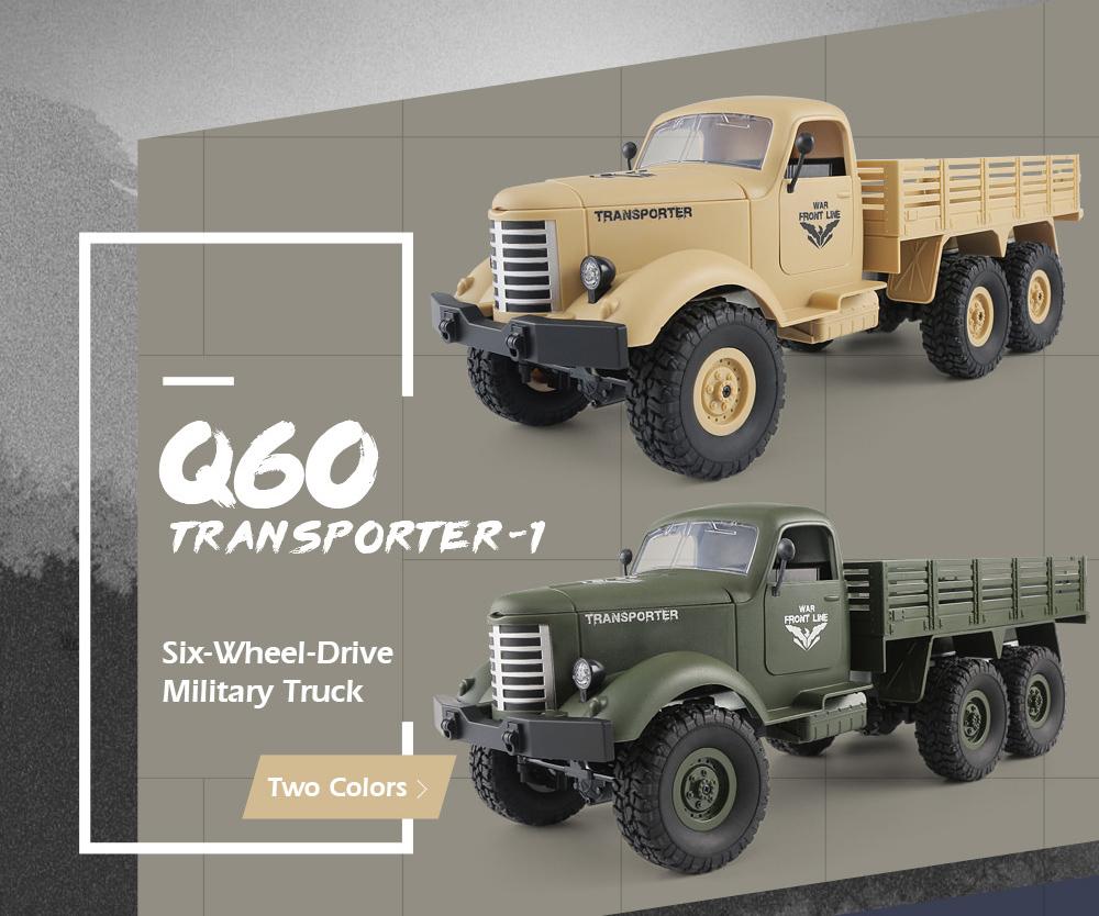 Militar O Off-Road Dollar 2