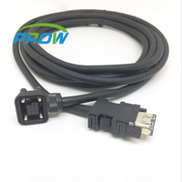 for Mitsubishi MR JE J3 J4 servo HG HF KN43 motor encoder wire driver CN2 signal lines 3M 5M 10M MR J3ENCBL3M A1 L