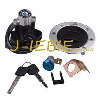 Kontak Anahtarı Koltuk Gaz Kapağı kilit anahtarı Suzuki GSXR 600/750/1000 GSXR600 GSXR750 GSXR1000 GSX1400 SV650 DL1000 v-strom