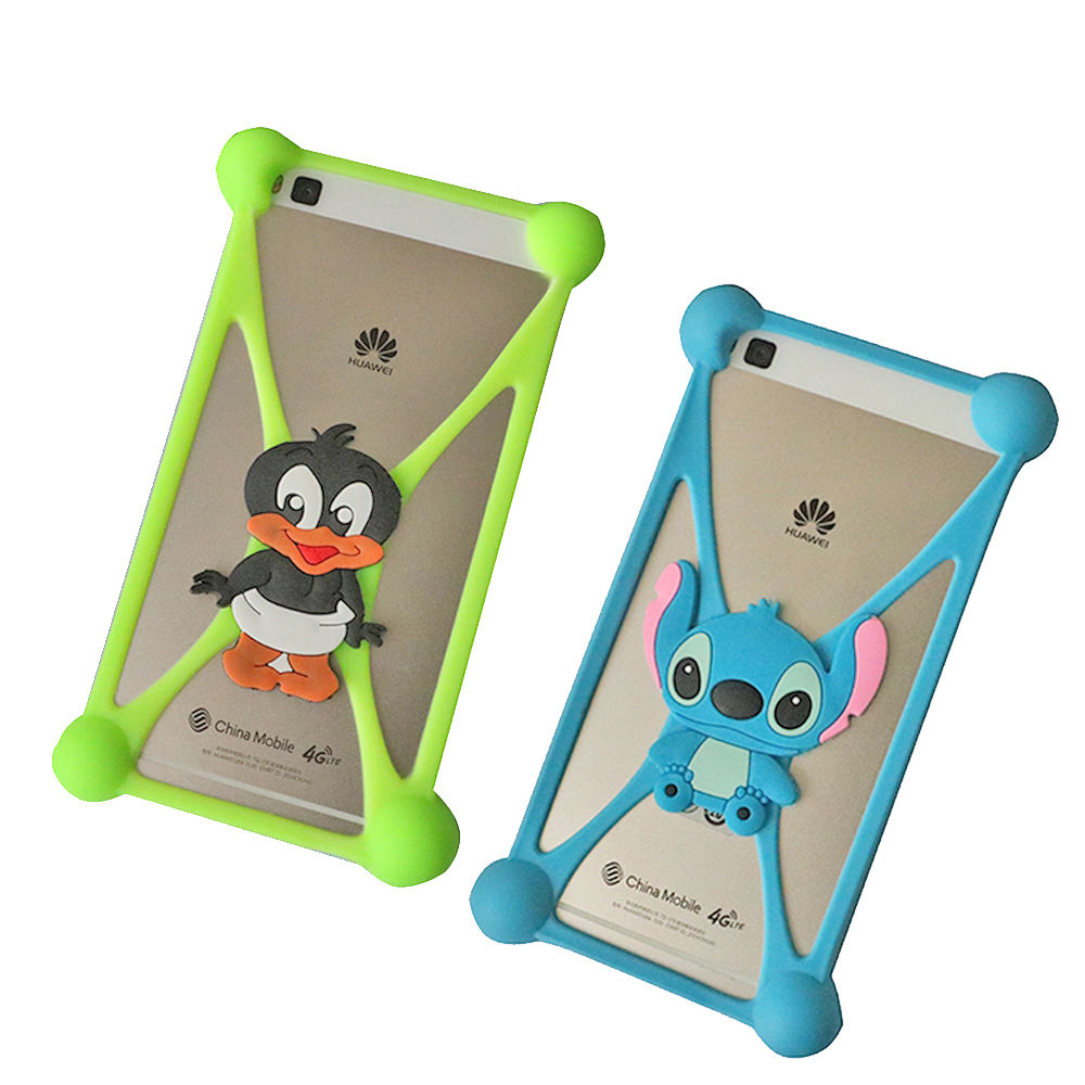 Cheap Price Soft Silicon Phone Cover Case For Prestigio 3400 3530 5455 3450 4055 5450 5454 Duo Pap 7500 Cute Cartoon Frame