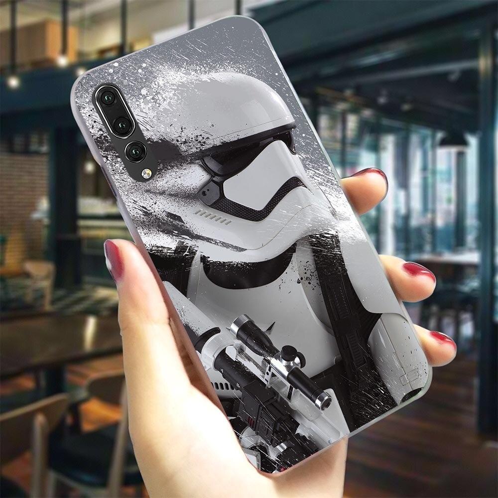 Phone Case For Huawei P30 Pro Star Wars Cover P9 Lite Mini P10 20 30 Lite P Smart Mate 10 20 Lite Pro