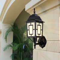 Outdoor wall lamp waterproof wall lamp led