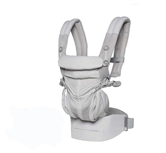 Omni 360 Cool Air Mesh Ergonomic Baby Carrier All Carry Positions, Newborn to Toddler Breathable Toddler Sling Wrap Suspenders 2016 hot portable baby carrier re hold infant backpack kangaroo toddler sling mochila portabebe baby suspenders for newborn