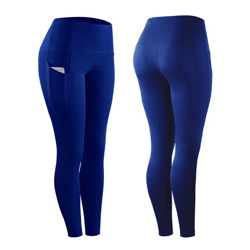 Женские Эластичные Компрессионные Леггинсы для верховой езды, фитнеса, спортивные Леггинсы с высокой талией, пояс для тренировок, штаны для фитнеса - Цвет: L