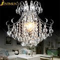 Wholesale Free Shipping Large Crystal l Ball Lamp Lustre Home European-style Luxury Crystal Chandelier Lamp Living Room