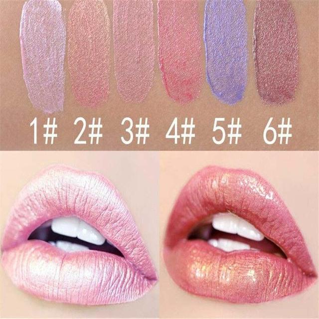 Long-lasting Liquid Matte Lipstick