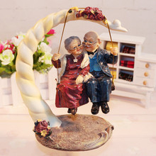 free shipping Home Decorative Accessories Resin Mother Gifts