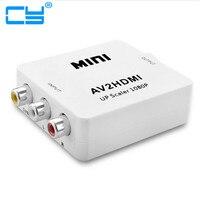 Rca AV HDMI 1080 마력 AV2HDMI 미니 HDMI 컨버터 신호