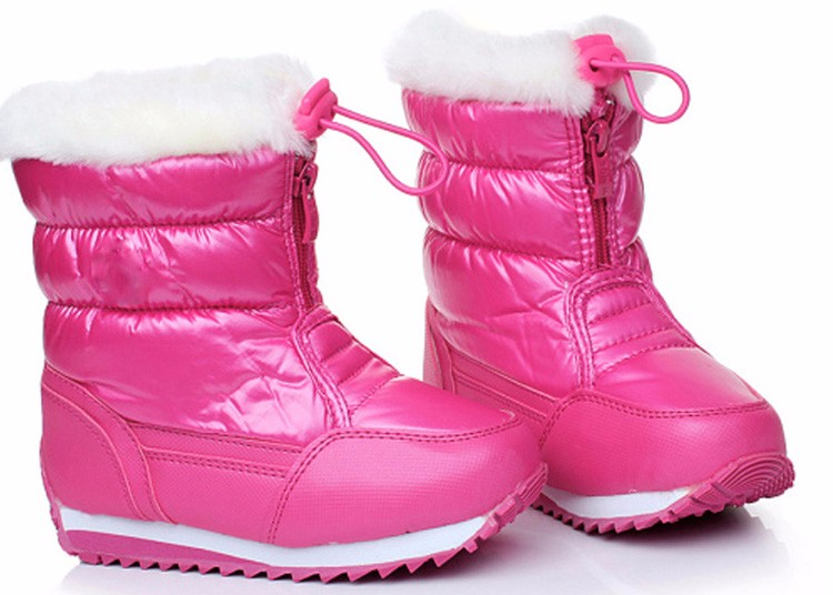 waterproof kid boots