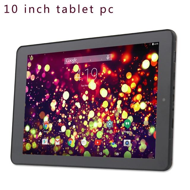 Nueva 10.1 pulgadas Android 5.0 Tablet pc 32 GB WIFI tablets pc quad core Mini ordenador 7 8 9 10 pulgadas android tablet pc ranura hdmi HDD