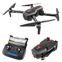 Foldable RC Drone 5G Wifi FPV GPS Drone With 4K Camera HD Brushless Motor 25Min Flight Time RC Quadcopter VS XS812 XS809HW SG106 rc car apm 2 6 flight controller w 6m gps 3dr 915mhz telemetry osd power module quadcopter drone with camera parts