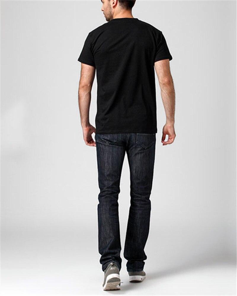 2018 Fashion Graphic Men Crew Neck Jean Knight T Shirt; Mr Big Stuff Short-Sleeve T Shirts