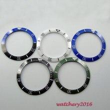 Hot Hoge Kwaliteit 39.9Mm Zwart Blauw Groene Keramische Bezel Insert ( 5 Kleur Gekozen) gemaakt Voor 44Mm Automatische Beweging Horloge