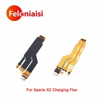 For Sony Xperia XZ F8332 Micro Dock Charger Connector Board USB Charging Port Flex Cable Replacement