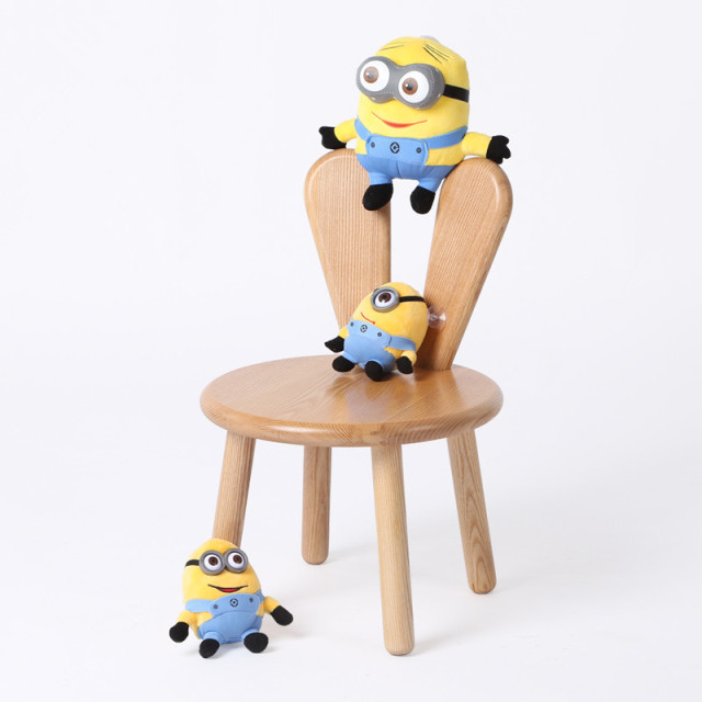 Modern Kids Wood Chair Children Furniture Wooden