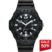 Casio watch Solar fashion waterproof sports pointer men's watches MRW-S300H-1B MRW-S300H-1B3