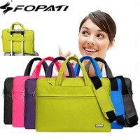 Hot Fashion 11 12 13 14 15 6 Inch Laptop Bag Notebook Shoulder Messenger Bag Men