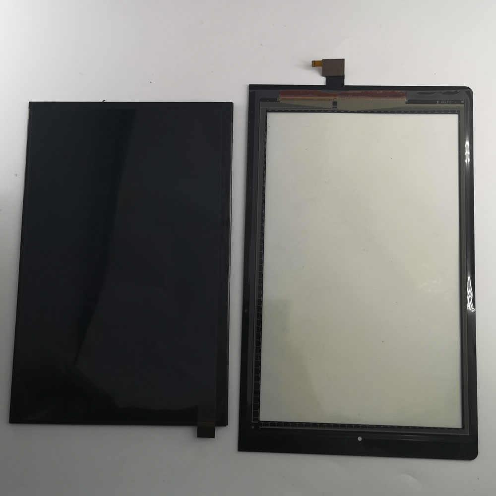 10.1 INÇ Lenovo Yoga 10 Için B8000 B8000-H Model 60047 60046 Tablet PC lcd ekran ve dokunmatik ekran digitizer