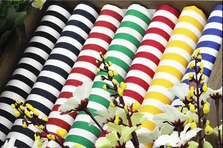 Wholesale black and white striped baby cotton fabric for Wholesale baby fabric