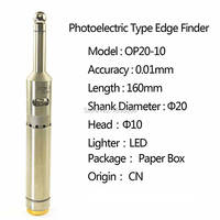 1 Pcs Electronic Edge Finder For CNC Machine Photoelectric Type New Precision Electronic Digital With LED