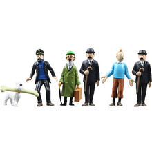Buy Tintin Figures And Get Free Shipping On Aliexpresscom