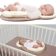 Детский матрас для кровати, матрас для младенцев и новорожденных, матрас для детей 0-12 месяцев, подушка для защиты от опрокидывания