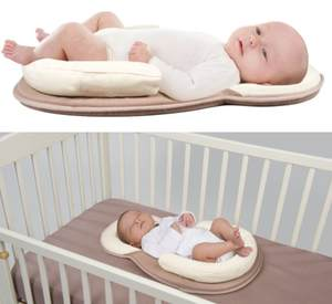 Bed-Mattress Protection-Pillow Sleep-Position-Pad Newborn Infant Baby for 0-12-Month