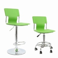 Office Computer Stool Green Color Seat Free Shipping Furniture Shop Retail Wholesale KTV Yoga Hall