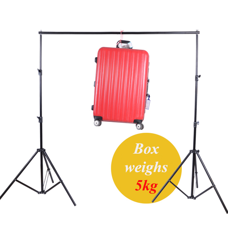 Allenjoy 3*2.6m/10*8ft Professional Photo Backdrops stand Background Support System 2 light stands + 1 cross bar + carry bag turbo chra core cartridge gt1749v 701854 5004s 701854 0004 701854 0002 3 for audi a4 seat cordoba vw caddy ii polo iii 1 9 tdi page 1