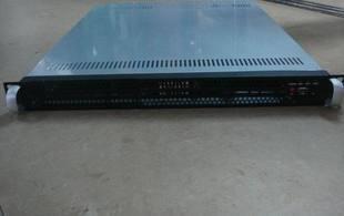 1U540 540 MM 1U IDC serveur châssis tube châssis latéral châssis industriel