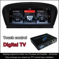 8.8Android 8.1 Intelligent Car multimedia Player for BMW 5 series E60 E61 E63 E64(2003 2010) 3 series E90 with GPS Digital TV